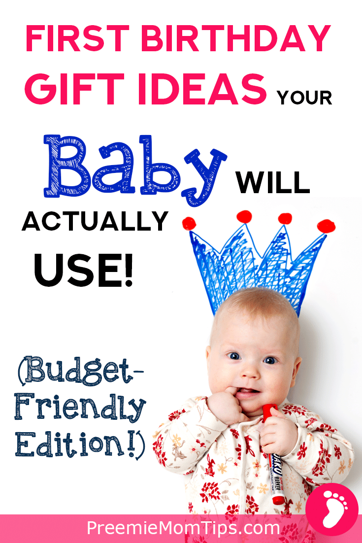 Affordable First Birthday Gift Ideas